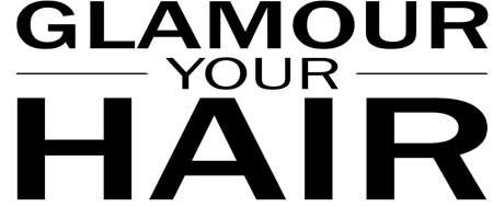 logo glamour your hair